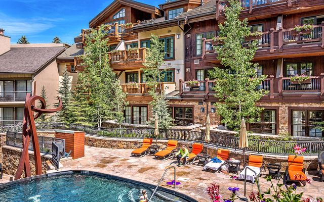1 Willow Bridge Road #31 Vail, CO 81657