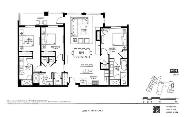 Kindred Residences e302 - photo 4