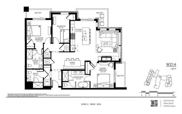 Kindred Residences w214 - photo 3