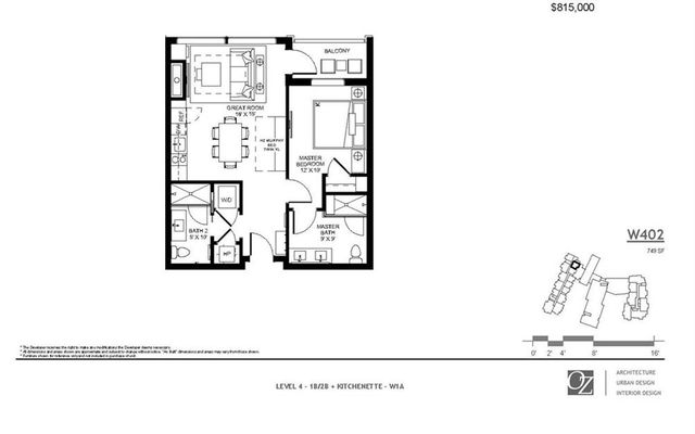 Kindred Residences w402 - photo 3