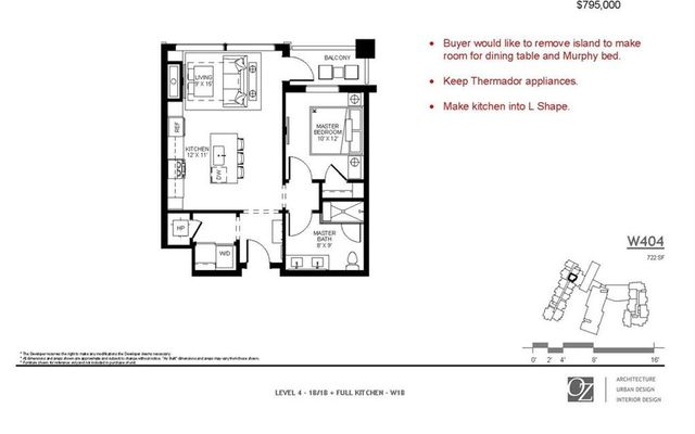 Kindred Residences w404 - photo 3