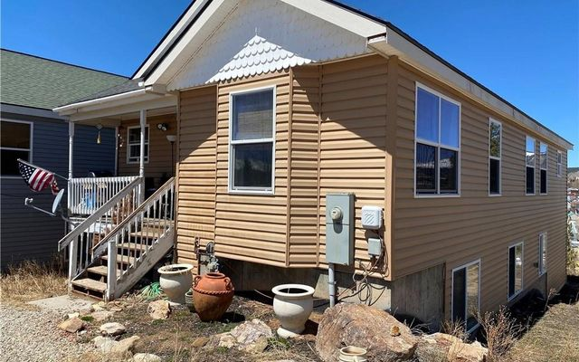 118 Brooklyn Circle LEADVILLE, CO 80461