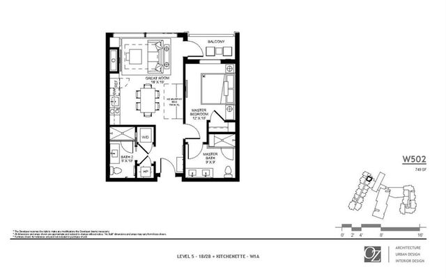 Kindred Residences w502 - photo 3