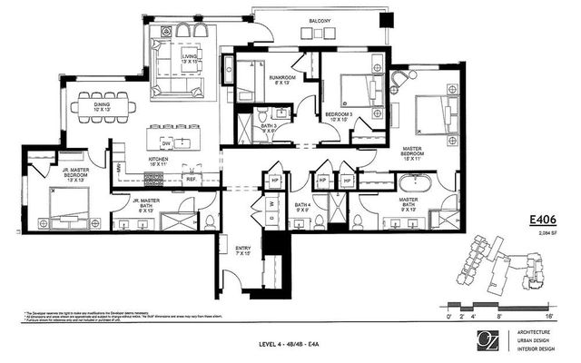 Kindred Residences e406 - photo 3