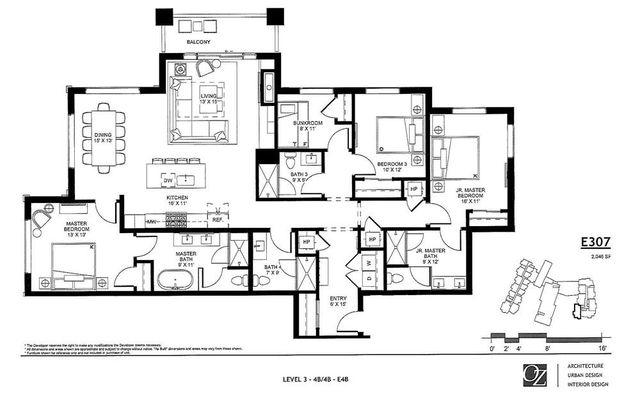 Kindred Residences e307 - photo 2