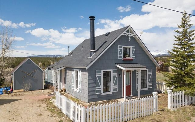 641 Front Street FAIRPLAY, CO 80440