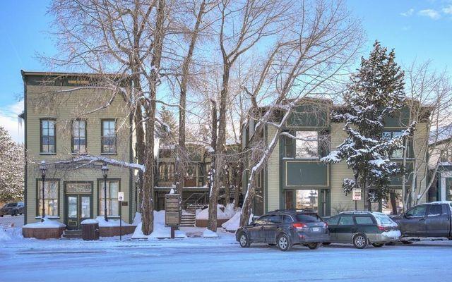 100 S Ridge Street #105 BRECKENRIDGE, CO 80424