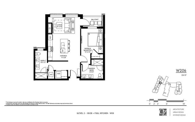 Kindred Residences w206 - photo 2