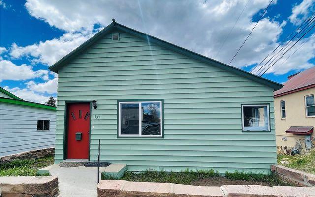 137 East 10th Street Leadville, CO 80461