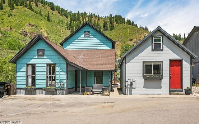 276 Monument Street Red Cliff, CO 81649