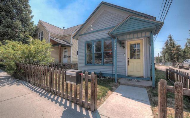 113 E 9th Street LEADVILLE, CO 80461