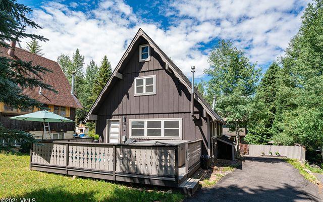 1767 Alpine Drive Vail, CO 81657