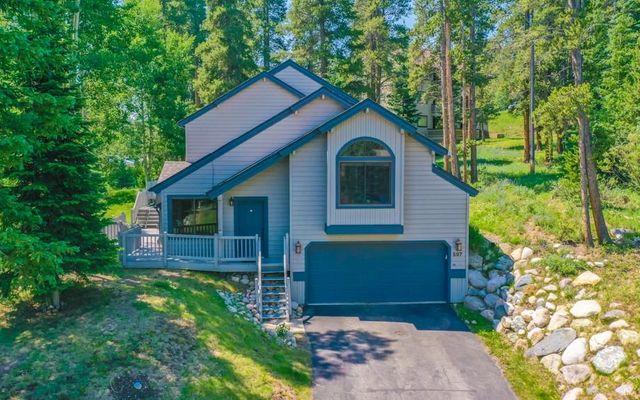 597 Park Forest Drive BRECKENRIDGE, CO 80424