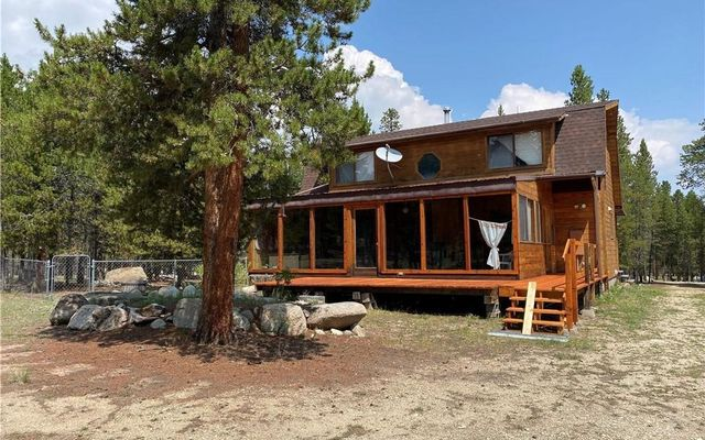 626 Cedar Drive LEADVILLE, CO 80461