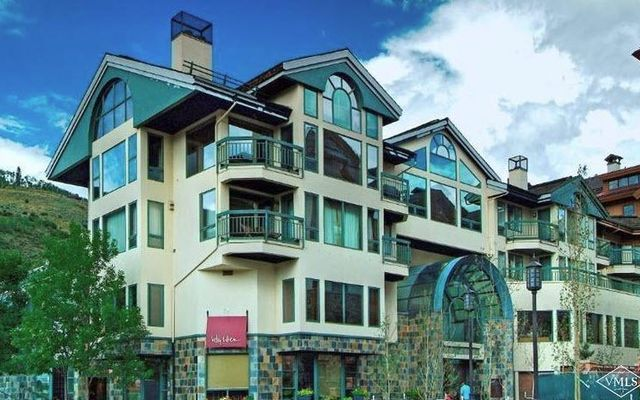 12 Vail Road C-6 Vail, CO 81657