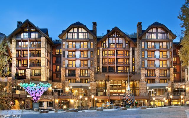 141 Meadow Drive PENTHOUSE C WES Vail, CO 81657