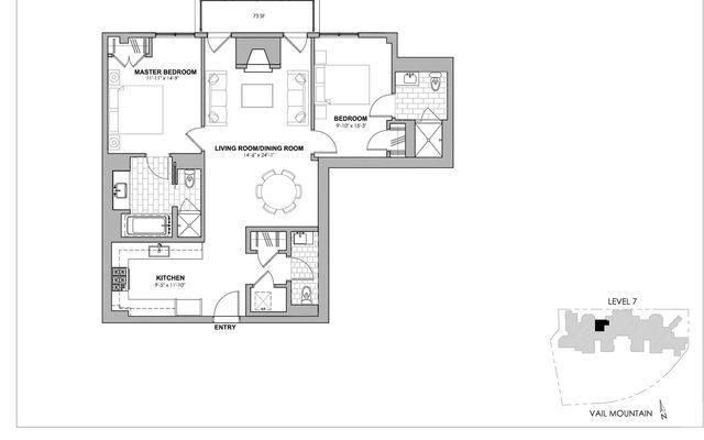 Solaris Residences Penthouse C Wes - photo 1