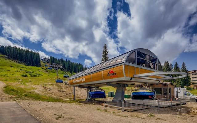 Lodge At Copper Mountain Condo 204 - photo 32