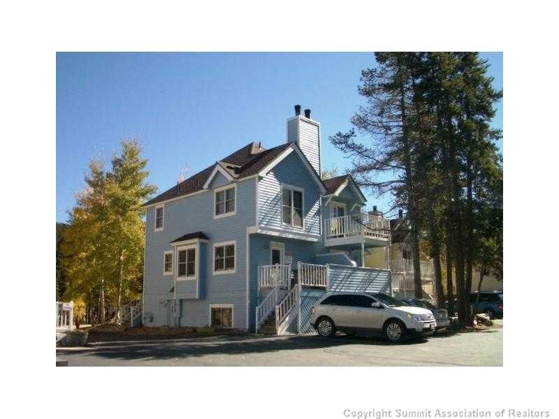 411 FRENCH STREET # B2 BRECKENRIDGE, Colorado 80424
