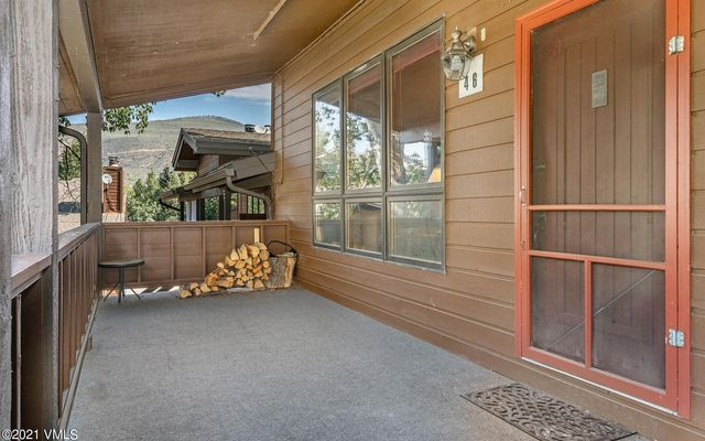 225 Gopher Road #46 Eagle-Vail, CO 81620