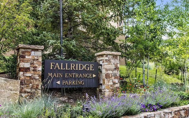 1650 Fallridge Road #113 Vail, CO 81657