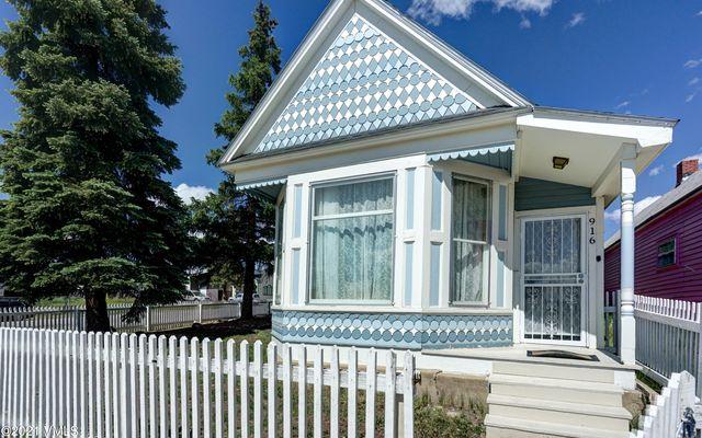 916 Poplar Street Leadville, CO 80461