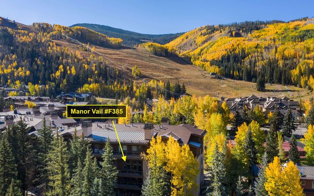 595 Vail Valley Drive F385 Vail, CO 81657
