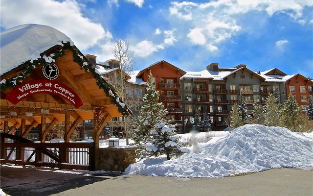 Tucker Mountain Lodge Condo 203 - photo 1