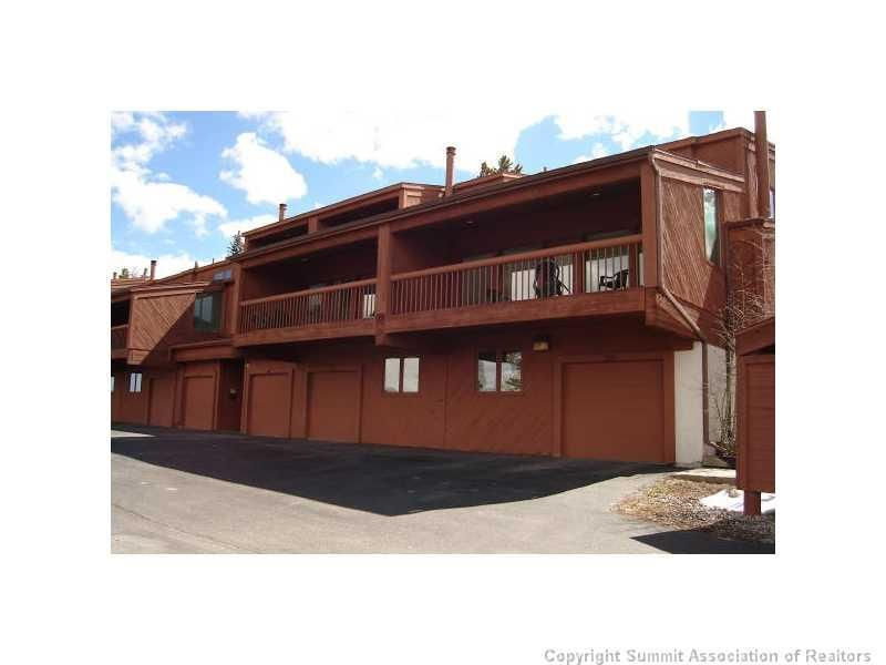 129 FULLER PLACER ROAD # 3D BRECKENRIDGE, Colorado 80424