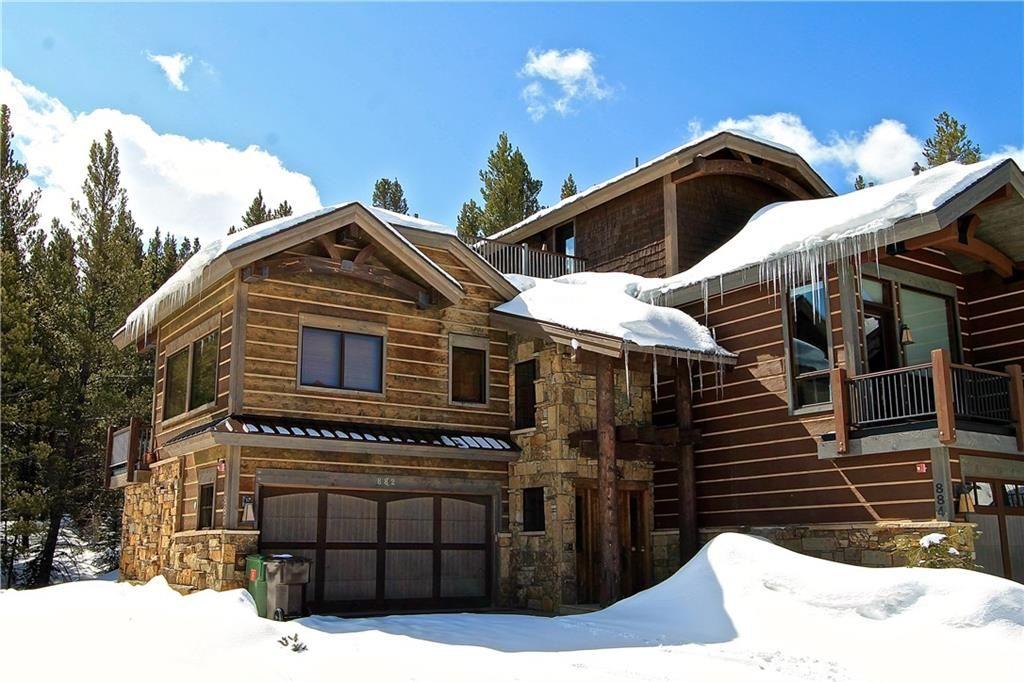 882 BEELER PLACE COPPER MOUNTAIN, Colorado 80443